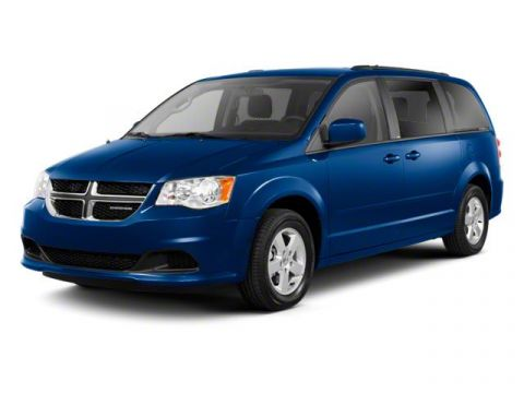 Pre-Owned 2012 Dodge Grand Caravan SE FWD Mini-van, Passenger