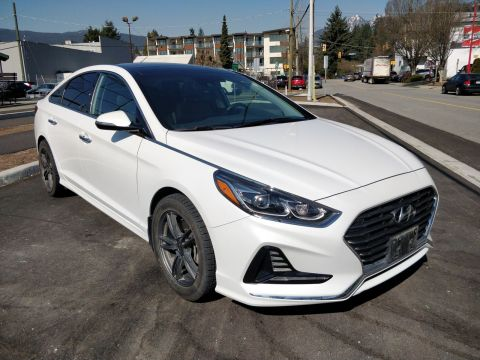 2018 Hyundai Sonata Limited *FULLY LOADED*LOW KMs*