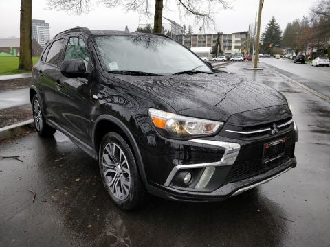Pre-Owned 2018 Mitsubishi RVR SE 4WD 4D Sport Utility