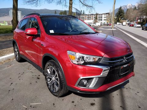 2018 MITSUBISHI RVR GT *2018 UNIT BLOWOUT SALE*