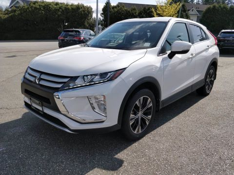 Pre-Owned 2018 MITSUBISHI ECLIPSE CROSS ES *EX DEMO* Four Wheel Drive S-AWC