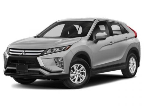 Pre-Owned 2018 Mitsubishi Eclipse Cross LE 4WD Sport Utility