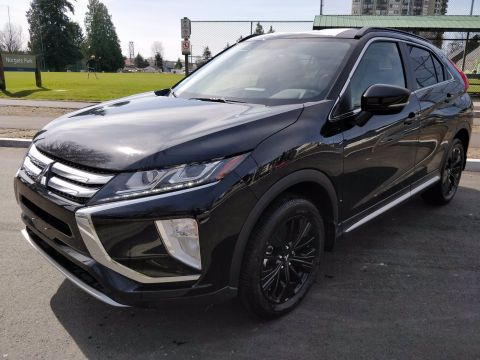 2019 Mitsubishi Eclipse Cross SE BLACK EDITION *DEMO*