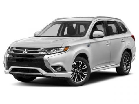 Pre-Owned 2018 Mitsubishi Outlander PHEV GT EX-DEMO 4WD Sport Utility