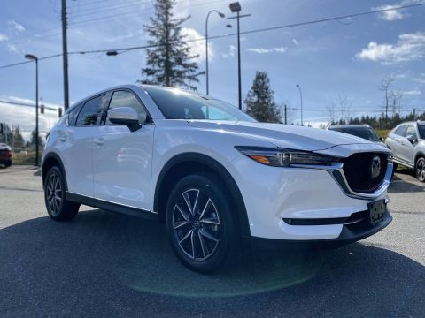 Pre-Owned 2018 Mazda CX-5 Grand Touring AWD Sport Utility