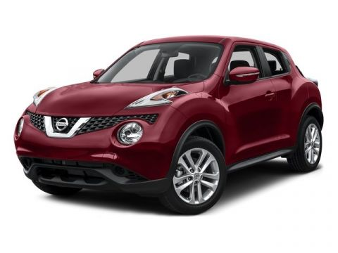 Pre-Owned 2016 Nissan JUKE SV AWD Sport Utility