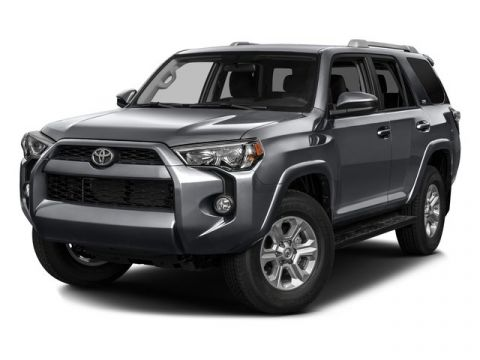 Pre-Owned 2016 Toyota 4Runner SR5 4WD Sport Utility