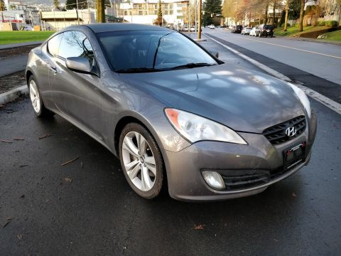 2010 Hyundai Genesis Coupe 2.0T *FUN RWD MANUAL TURBO*