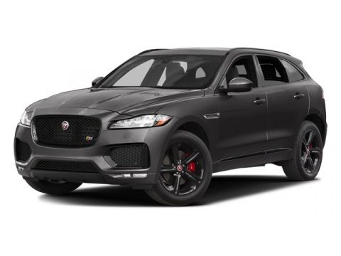 Pre-Owned 2017 Jaguar F-PACE S AWD Sport Utility