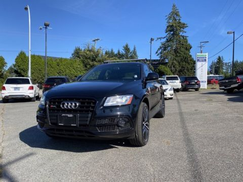 2017 Audi SQ5 3.0T Dynamic Edition