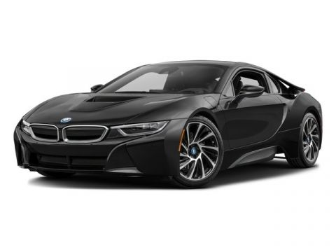 Pre-Owned 2017 BMW i8 Base AWD 2dr Car