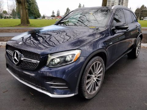 2017 Mercedes-Benz GLC AMG GLC 43 *Air Suspension *TWIN TURBO 362hp*