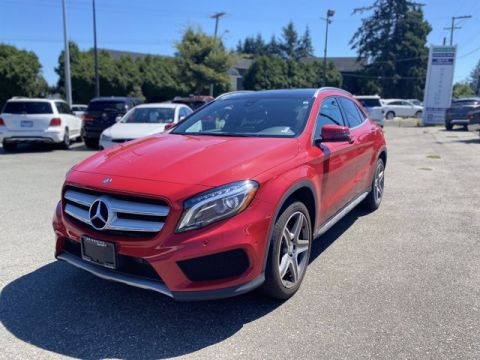 Pre-Owned 2017 Mercedes-Benz GLA GLA 250 4MATIC® 4D Sport Utility