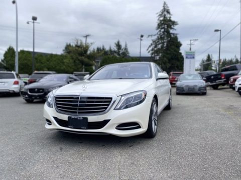 Pre-Owned 2015 Mercedes-Benz S-Class S 550 4MATIC® 4D Sedan